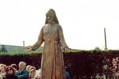 """Statua """"Suor Pura"""""""